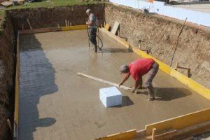 Betonska ograja- bazen - Race (5)