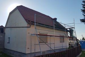 Rekonstrukcija hise Miklazž (2)