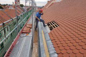 Rekonstrukcija podstrehe - Ptuj (3)